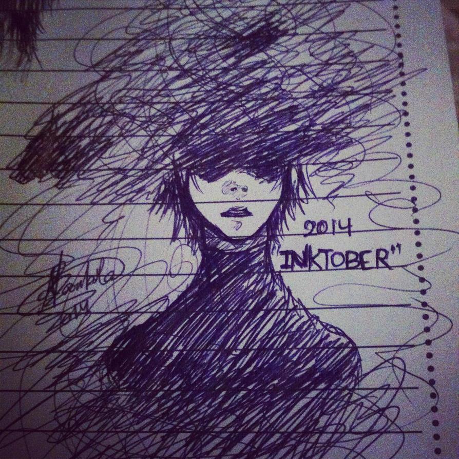 Inktober by Hope-chan00