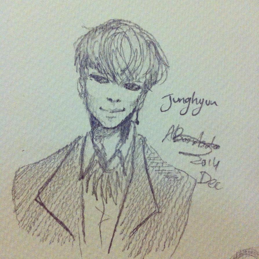 Junghyun SHINee by Hope-chan00