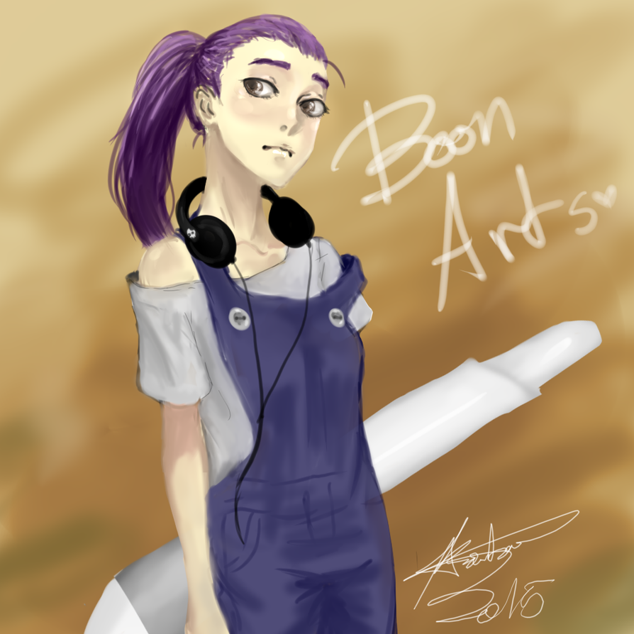 ID Boon Arts by Hope-chan00