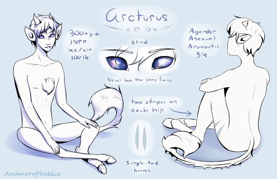 Arcturus by dreameroftheblue