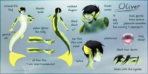 my aquatic gay son by dreameroftheblue