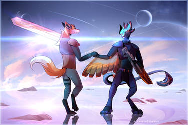 to infinity by dreameroftheblue