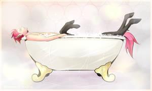 rub-a-dub-dub it's jay in a tub by dreameroftheblue