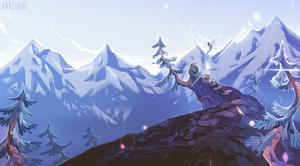 [Chapter 2] Cahyo fixes the shrine by Karijinni