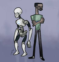 I Robot Fanart