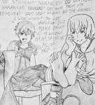 Shinkawa Tickling Kirito