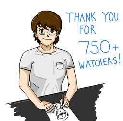 750 Watchers!