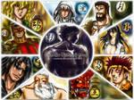 yami - hsd kenichi wallpaper