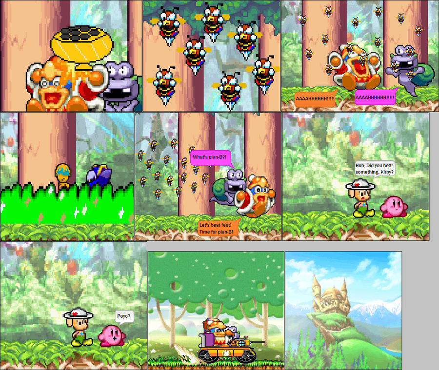kirby dating List of kirby media the most current variant of the kirby logo, dating back to 2001 the kirby video game series is a franchise of platform games and other.
