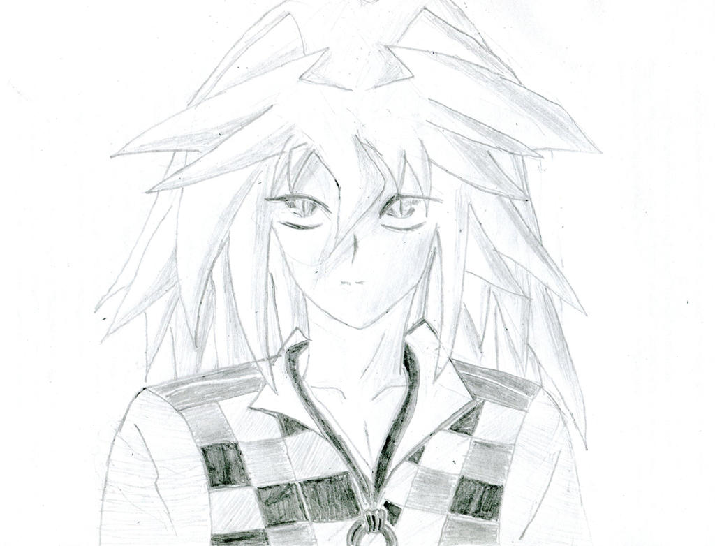 Yami Bakura (better version) -2 [original] by TheGamer2013