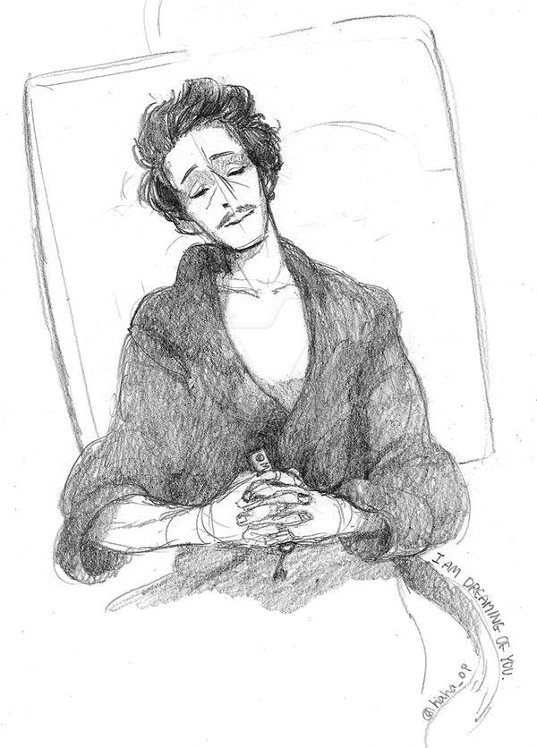 Dmitri - I'm dreaming of you by HAHAAAAAAAAAAAA
