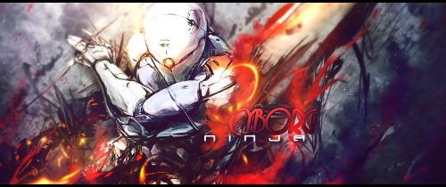 Cyborg Ninja by The35thChamber