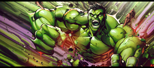 HULK SMUDGE!! by The35thChamber