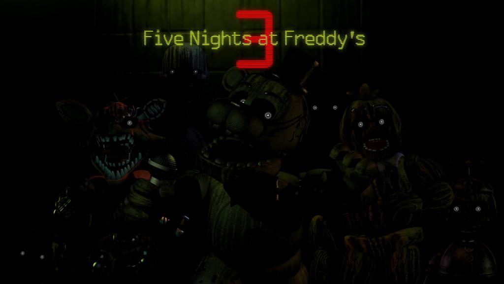 Five nights at freddy s 3 phantoms by ayaxz majora on deviantart