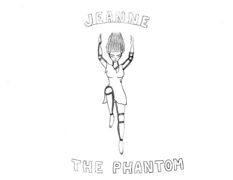 Jeanne, The Phantom