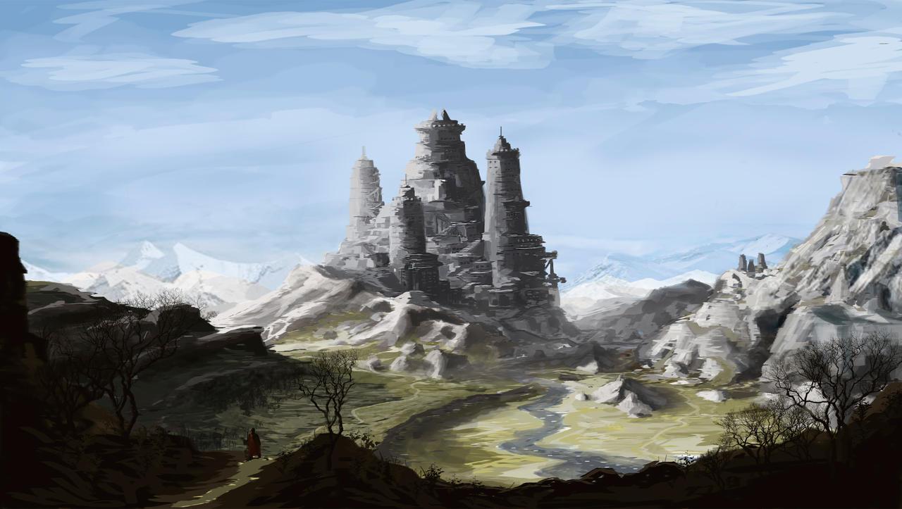 Landscape by Trooppa