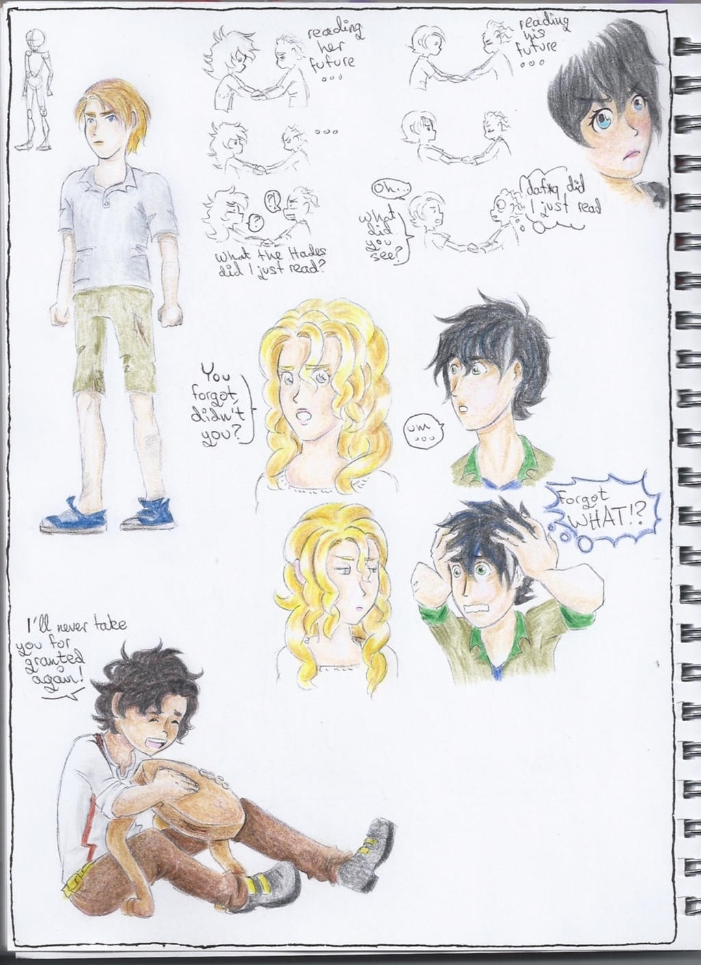 the demigod diaries story mix by theelilyfromspace on