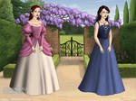 Ariel and Vanessa