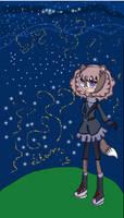 Gift:Starry Sky by blissfulangel1994