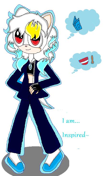I am...Inspired by blissfulangel1994