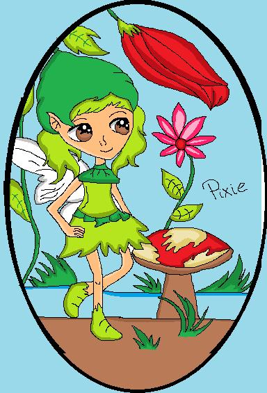 Pixie by blissfulangel1994