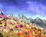 Rhapsody Mountains