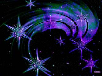 Mystical Astrostars by rabbitica