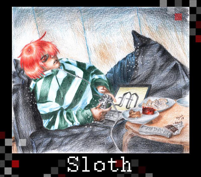 additional sos sloth sin art