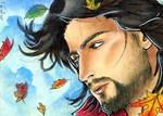 Cesare Borgia- Forever Autumn