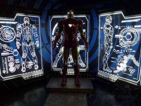 Guns for Hire- Iron Man MK6