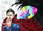 Doctor Strange- The Void Calls
