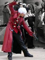 Demonslayer Dante by GuiltyOne