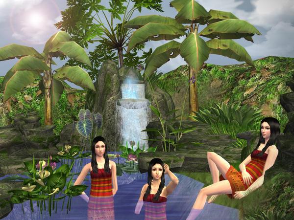 Hidden Paradise --SimArt