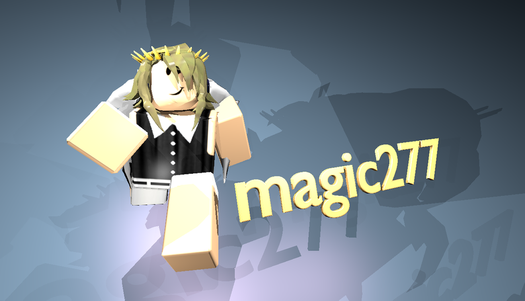 ROBLOX x BLENDER (First Attempt preview) by magic277 on ...