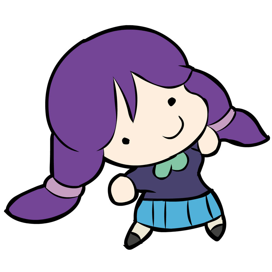 Smol Nozomi [HD REMASTERED] by magic277