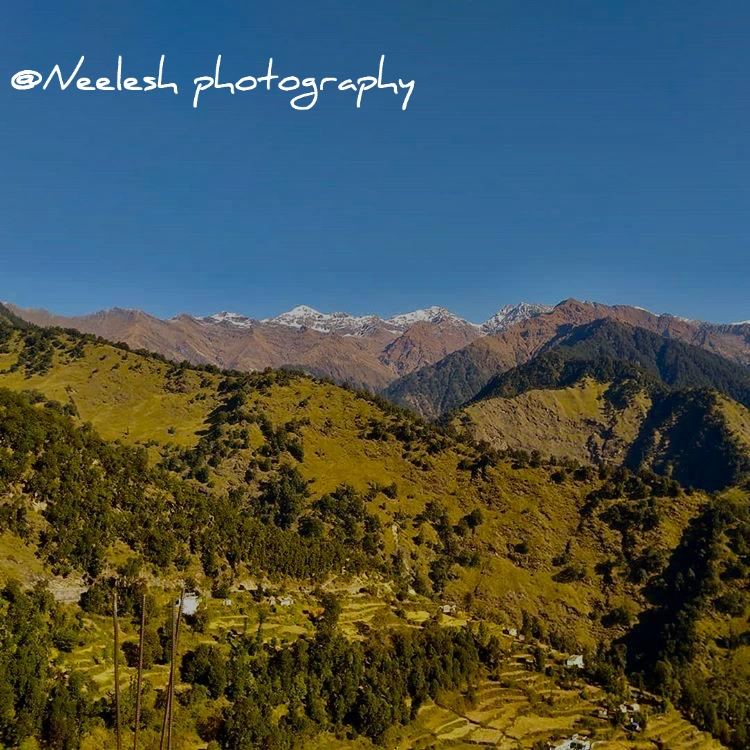 The great Himalaya..