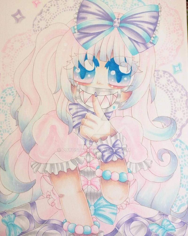 Pastel Cutie by Felicia64anime