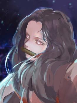 Nezuko/sketch