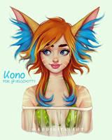 Kono - Gift by Mardigitalart