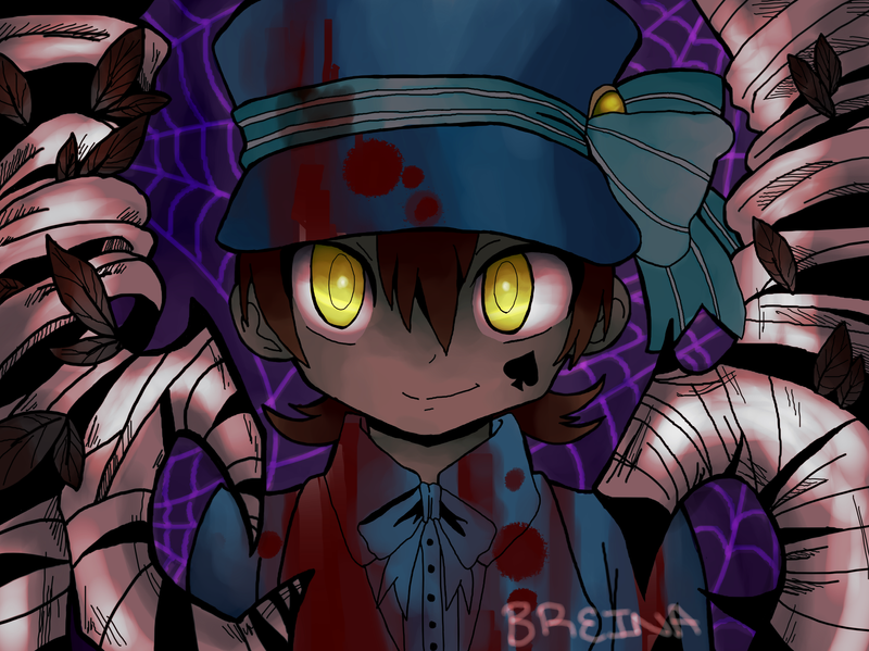 Only A Nightmare by breina