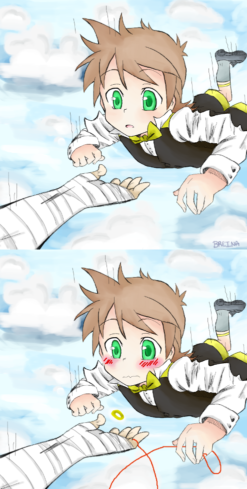 Freefallin'..with style by breina