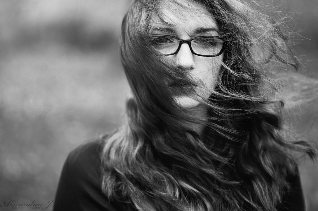 self portrait 4 by alexandrea-j