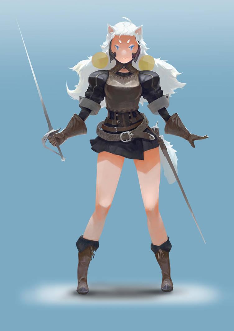 knight by ro733