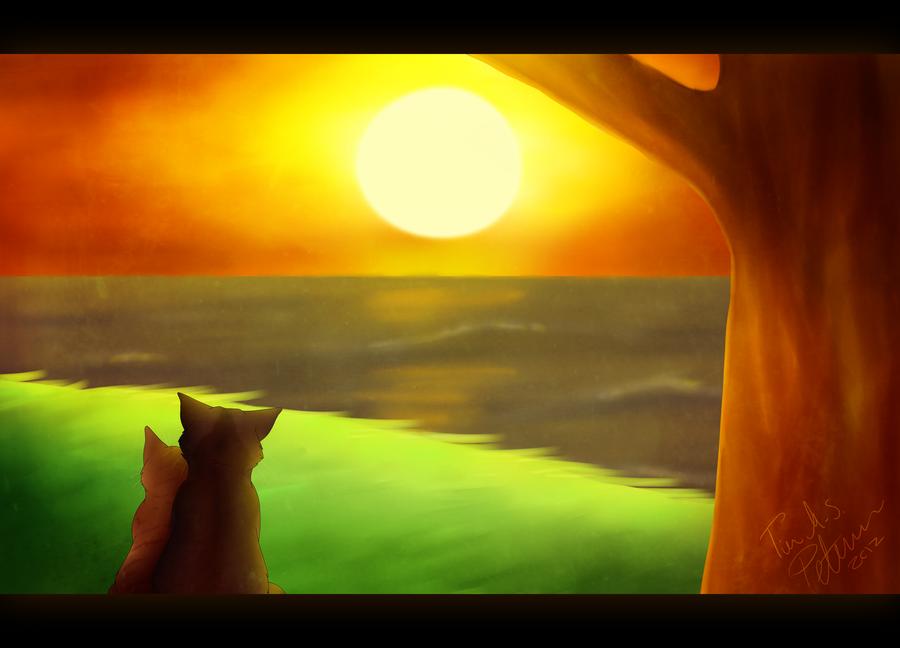 Sunfall by Eyenoom