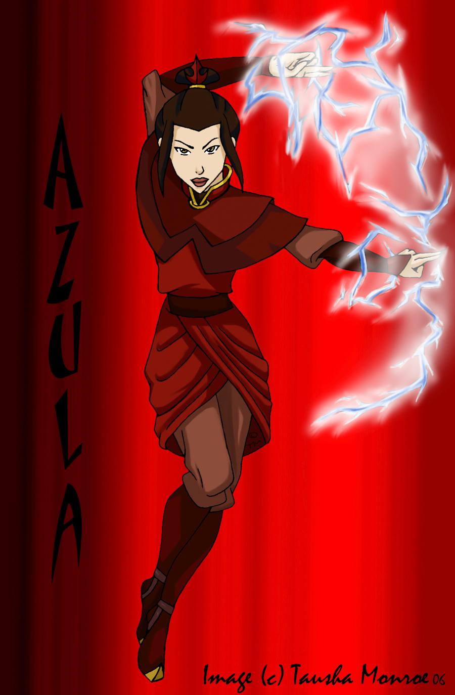 Avatar Azula Mai Ty Lee azuladahdtoudiazula-mai-ty-lee on deviantart