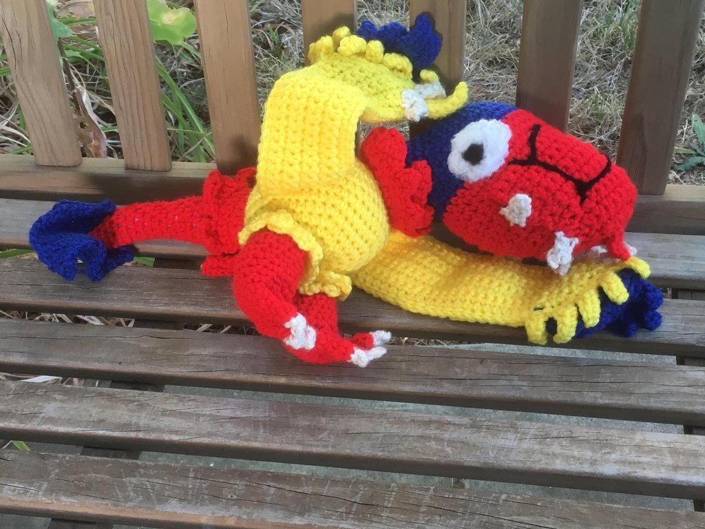 Archen Crochet Pattern