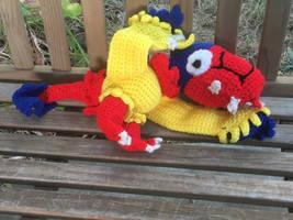 Archen Crochet Pattern by Robezpierre