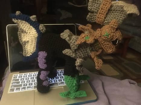 Type:Null Free Crochet Pattern