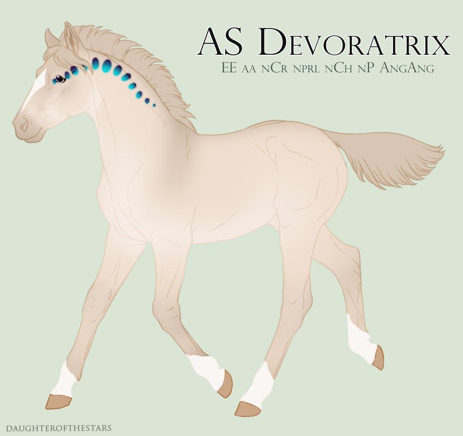 7738 AS Devoratrix by Argentievetri