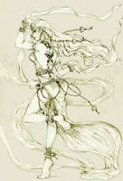 ERES - Ragnarok character by KenshjnPark